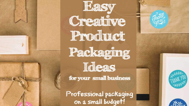 professional packaging for small business on a budget